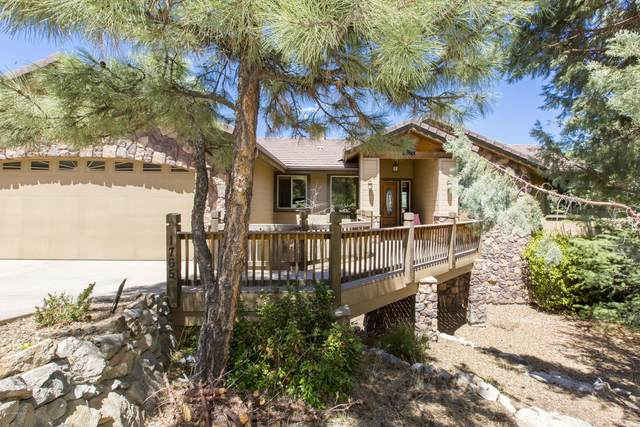 1765 Twin Pines, Prescott, AZ 86305 (#1031178) :: West USA Realty of Prescott