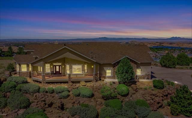 910 S Lakeview Drive, Prescott, AZ 86301 (#1032683) :: West USA Realty of Prescott