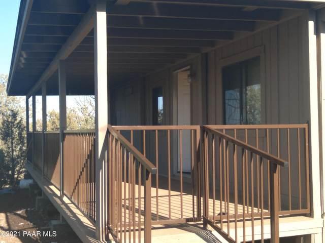 885 W Mesa Drive, Williams, AZ 86046 (#1036404) :: Shelly Watne