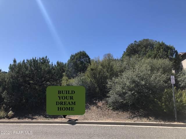 1538 Eagle Crest Drive, Prescott, AZ 86301 (MLS #1039616) :: Conway Real Estate