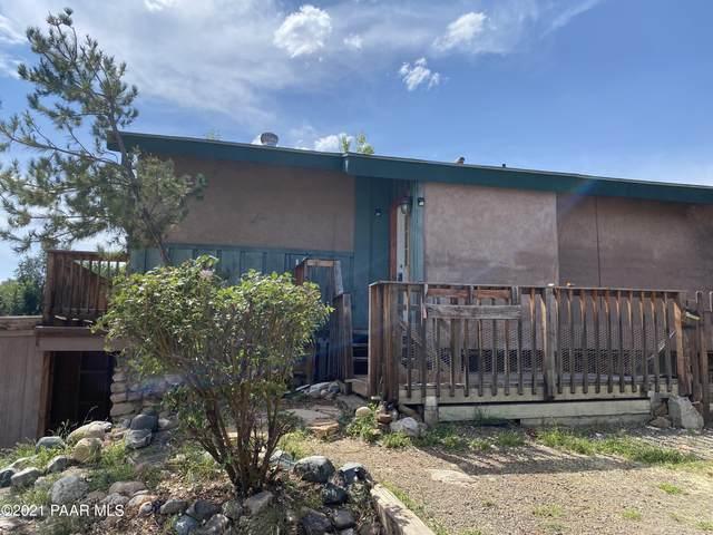 3696 N Starlight Drive, Prescott Valley, AZ 86314 (MLS #1042256) :: Conway Real Estate