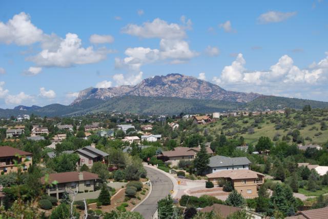 1565 Standing Eagle Drive, Prescott, AZ 86301 (MLS #1005492) :: Conway Real Estate