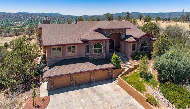 292 Birds Eye View Drive, Prescott, AZ 86301 (#1013138) :: HYLAND/SCHNEIDER TEAM