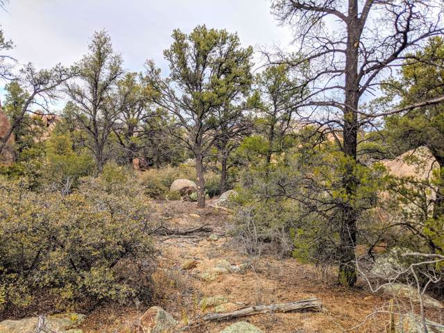 0 Cougar Canyon (Split) Road, Prescott, AZ 86305 (#1018744) :: West USA Realty of Prescott