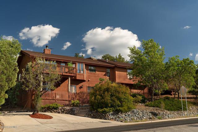 1398 Sierra Vista Drive, Prescott, AZ 86303 (#1021071) :: West USA Realty of Prescott