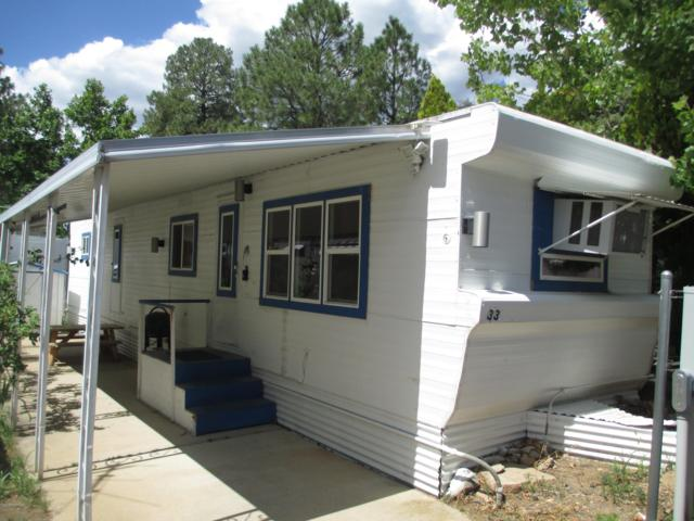 700 White Spar Road #33, Prescott, AZ 86303 (#1022234) :: West USA Realty of Prescott