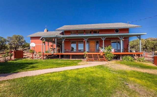 3770 W Young Road, Prescott, AZ 86305 (#1024142) :: West USA Realty of Prescott