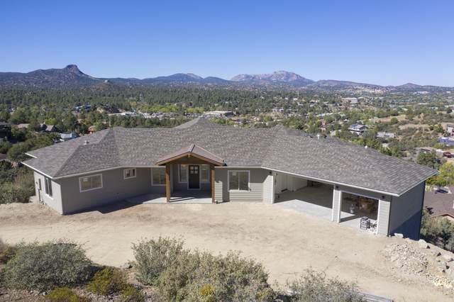 250 E Long Branch, Prescott, AZ 86303 (MLS #1033512) :: Conway Real Estate