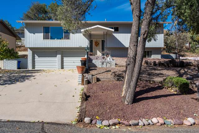 626 Dragonfly Drive, Prescott, AZ 86301 (MLS #1034226) :: Conway Real Estate