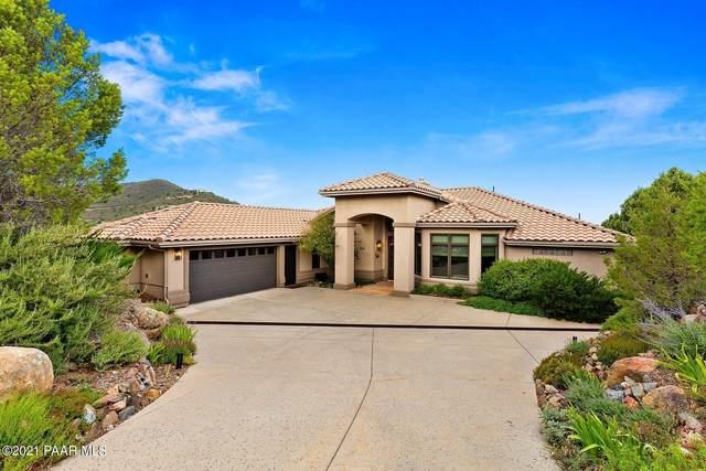 140 N Morning Glow Way #6, Prescott, AZ 86303 (#1040281) :: Prescott Premier Homes | Coldwell Banker Global Luxury