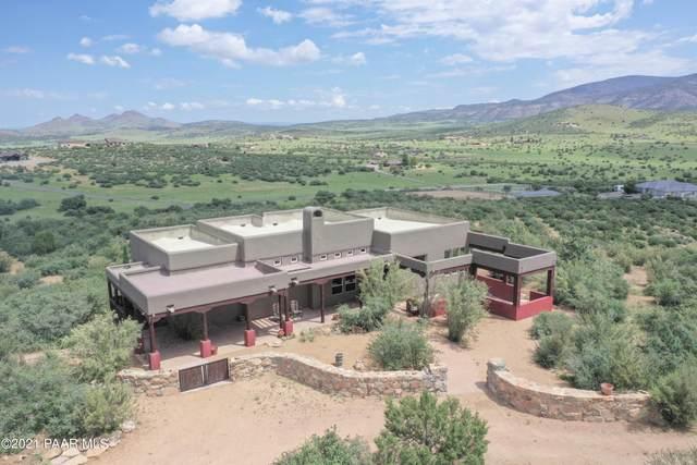 11971 E Mingus Vista Drive, Prescott Valley, AZ 86315 (MLS #1041327) :: Conway Real Estate