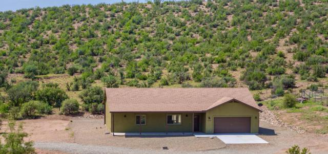 12405 E Alpine Ridge Road, Dewey-Humboldt, AZ 86329 (#1012455) :: HYLAND/SCHNEIDER TEAM
