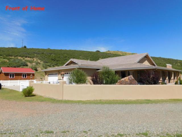 12070 E Cats Claw Lane, Dewey-Humboldt, AZ 86327 (#1013274) :: HYLAND/SCHNEIDER TEAM