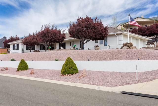 842 Golden Hawk Drive, Prescott, AZ 86301 (#1028784) :: West USA Realty of Prescott
