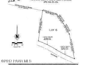 1580 Southview Drive, Prescott, AZ 86305 (MLS #1006251) :: Conway Real Estate