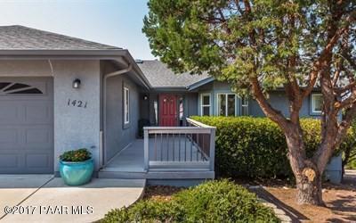 1421 Eagle Ridge Road, Prescott, AZ 86301 (#1006485) :: The Kingsbury Group