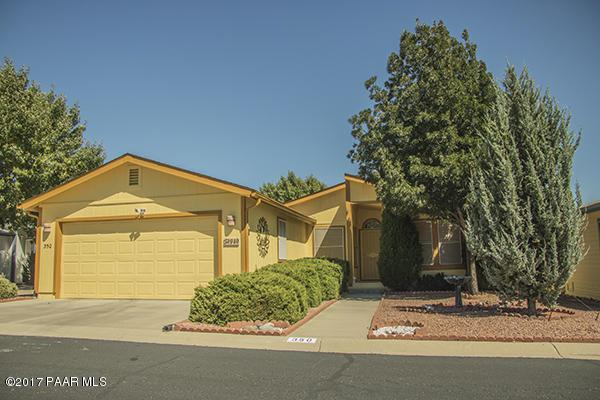 949 N Mountain Brush Drive, Prescott Valley, AZ 86314 (#1006752) :: The Kingsbury Group