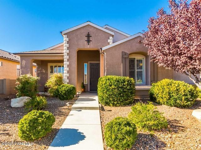 1126 N Hobble Strap Street, Prescott Valley, AZ 86314 (#1007932) :: The Kingsbury Group