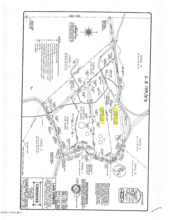 0 Dewey Overlook Way, Dewey-Humboldt, AZ 86327 (#1007954) :: The Kingsbury Group
