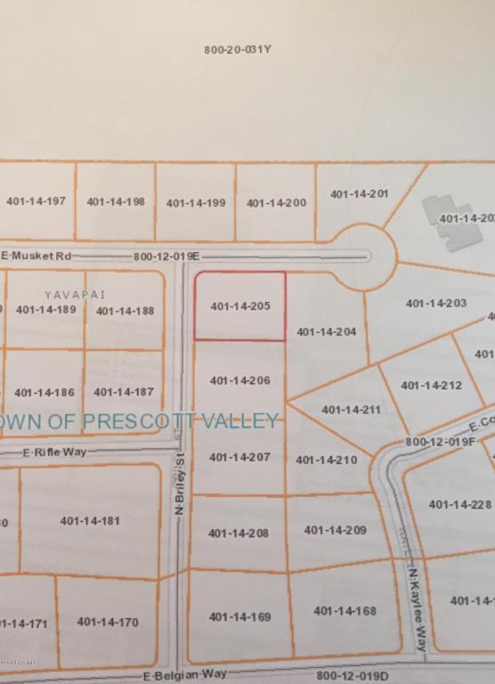 8971 N Briley Way, Prescott Valley, AZ 86315 (#1008424) :: HYLAND/SCHNEIDER TEAM