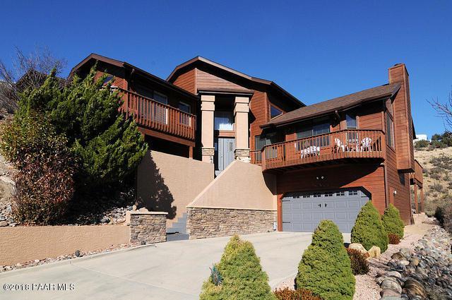 4725 Star Rock Drive, Prescott, AZ 86301 (#1009553) :: HYLAND-SCHNEIDER GROUP