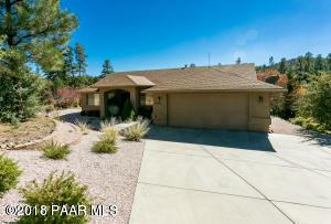 2393 Oakwood Drive, Prescott, AZ 86305 (#1009955) :: The Kingsbury Group