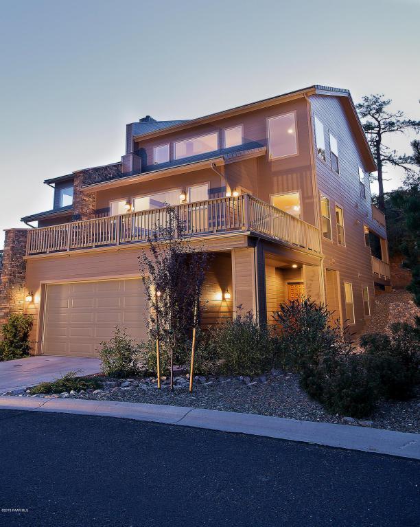 690 Babbling Brook, Prescott, AZ 86303 (#1010337) :: HYLAND/SCHNEIDER TEAM