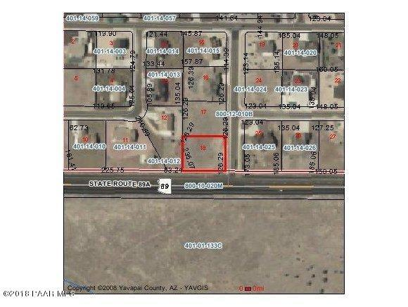 8512 N Shiloh Road, Prescott Valley, AZ 86315 (#1010924) :: Shelly Watne