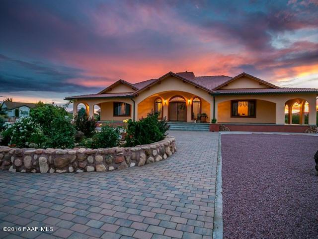 1590 N San Antonio Road, Chino Valley, AZ 86323 (#1010948) :: HYLAND/SCHNEIDER TEAM