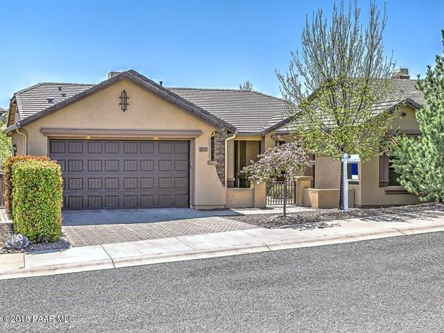 1222 Sarafina Drive, Prescott, AZ 86301 (#1011025) :: The Kingsbury Group