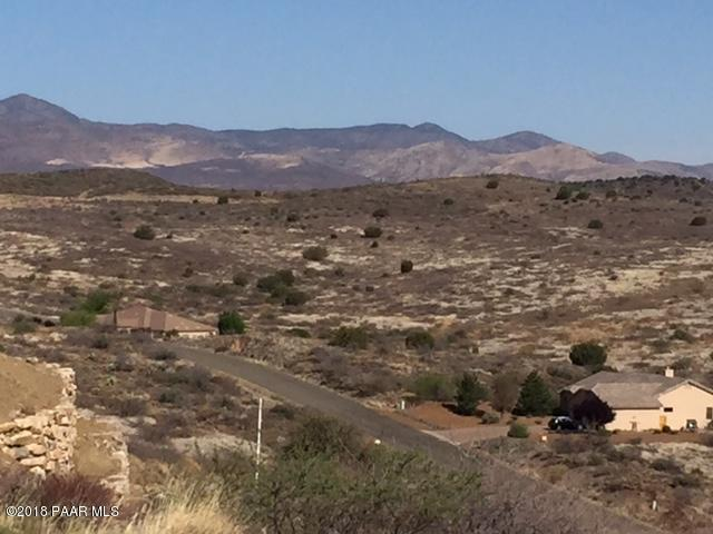 12260 S Countryside Circle, Mayer, AZ 86333 (#1011544) :: HYLAND/SCHNEIDER TEAM
