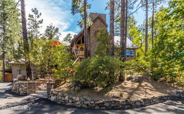 5862 Sleepy Hollow Drive, Prescott, AZ 86305 (#1011936) :: HYLAND/SCHNEIDER TEAM