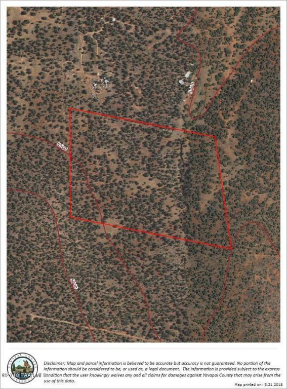 27 Off Of Raney Road, Ash Fork, AZ 86320 (#1012221) :: The Kingsbury Group