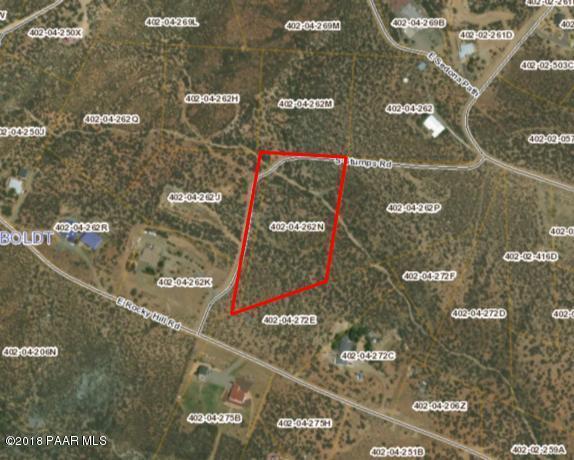 Off S Stumps Road, Dewey-Humboldt, AZ 86327 (#1012338) :: HYLAND/SCHNEIDER TEAM
