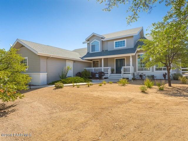 8477 N Live Oak Drive, Prescott, AZ 86305 (#1012414) :: The Kingsbury Group