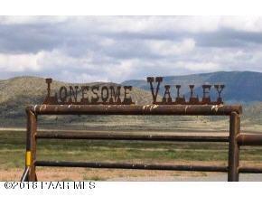 0 Lot 4d2 N Grass Valley Lane, Prescott Valley, AZ 86314 (#1012677) :: The Kingsbury Group