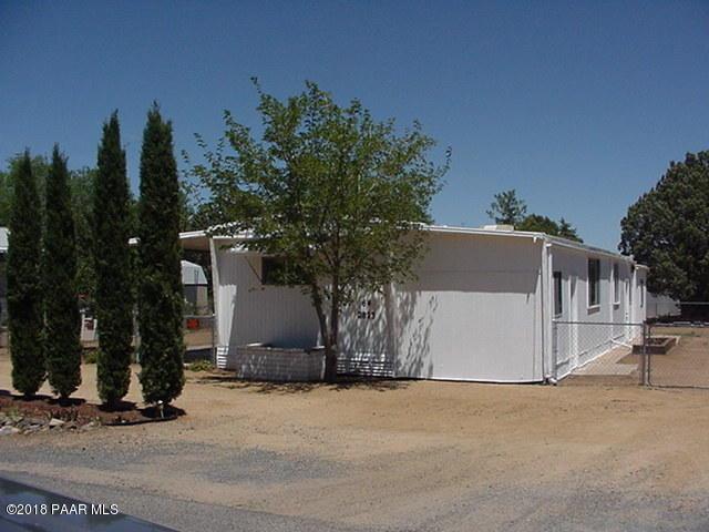 2823 N Panorama Drive, Prescott Valley, AZ 86314 (#1012869) :: HYLAND/SCHNEIDER TEAM