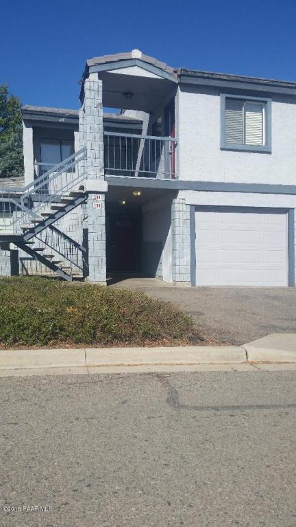 6120 Antelope Villas Circle #211, Prescott, AZ 86305 (#1012921) :: HYLAND/SCHNEIDER TEAM
