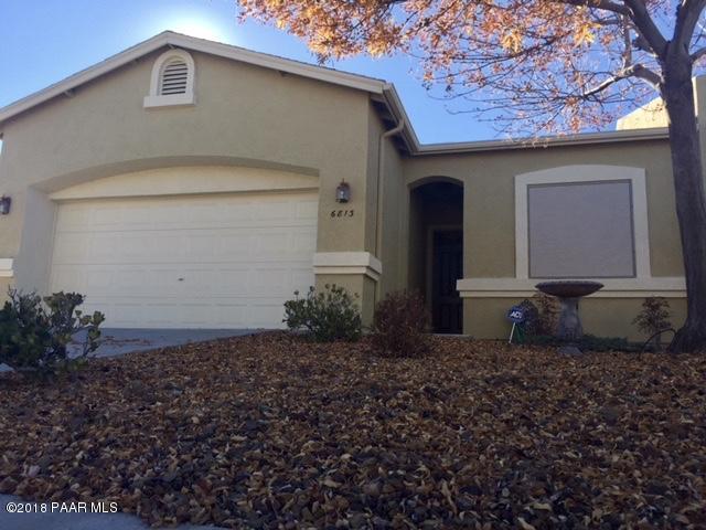 6813 E Falon Court, Prescott Valley, AZ 86314 (#1013198) :: HYLAND/SCHNEIDER TEAM