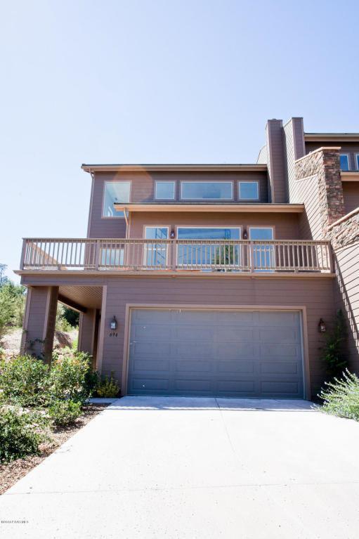694 Babbling Brk, Prescott, AZ 86303 (#1013230) :: The Kingsbury Group