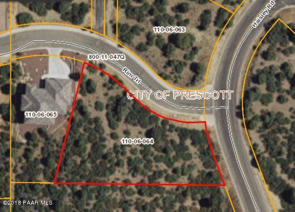 393 Rim Trail, Prescott, AZ 86303 (#1013363) :: The Kingsbury Group