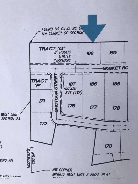 13082 E Musket Road, Prescott Valley, AZ 86315 (#1013740) :: HYLAND/SCHNEIDER TEAM