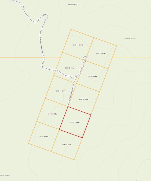 0000 Pearly Gates Drive, Walker, AZ 86303 (#1013901) :: HYLAND/SCHNEIDER TEAM