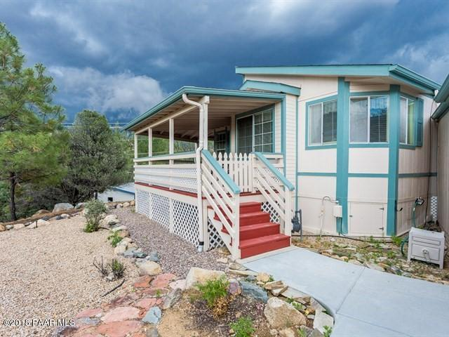 915 N Mountain Hollow Court, Prescott, AZ 86301 (#1013914) :: The Kingsbury Group