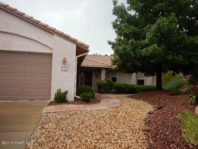 644 N Creekside Drive, Prescott, AZ 86303 (#1014048) :: HYLAND/SCHNEIDER TEAM