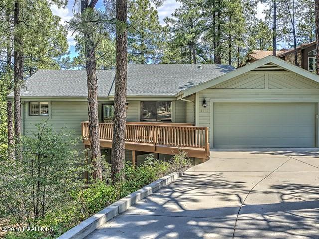 1172 Eagles Nest, Prescott, AZ 86303 (#1014200) :: HYLAND/SCHNEIDER TEAM