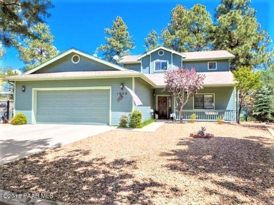 1996 Black Hawk Circle, Prescott, AZ 86303 (#1015406) :: HYLAND/SCHNEIDER TEAM
