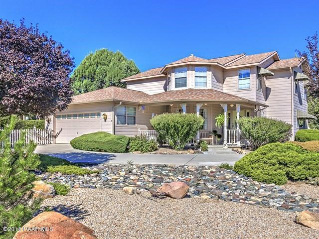 354 Cimarron Circle, Prescott, AZ 86301 (#1016095) :: The Kingsbury Group