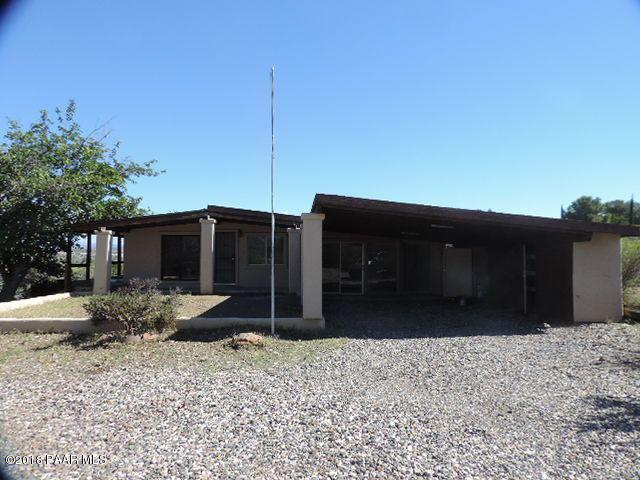 2121 S Warriors Run, Cottonwood, AZ 86326 (#1016207) :: HYLAND/SCHNEIDER TEAM