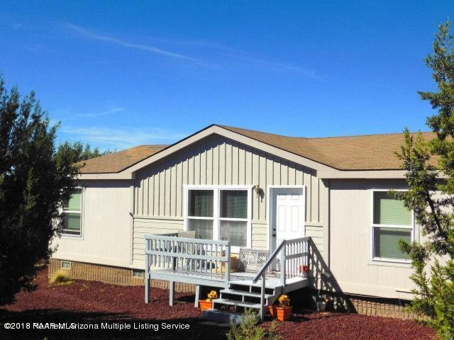2393 E Fir Road, Williams, AZ 86046 (#1016379) :: The Kingsbury Group